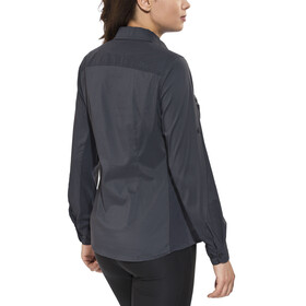 Marmot Annika LS Shirt Women Dark Steel